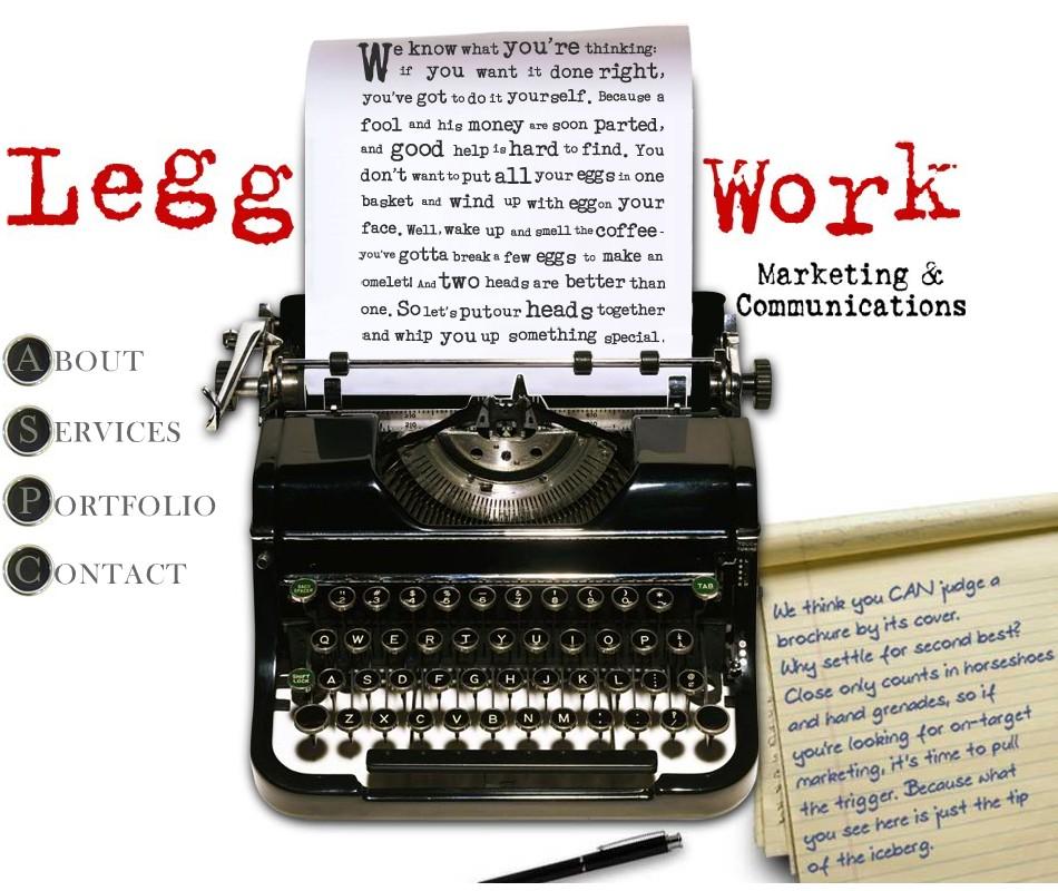 Legg Work Marketing